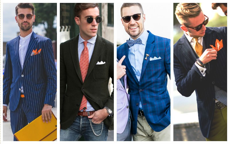 The only 4 Suits you ll ever need