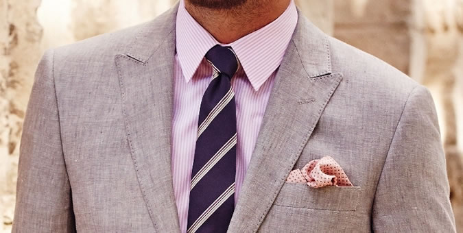A Guide To Men's Shirt & Tie Combinations - GRUPPO-PLESTI